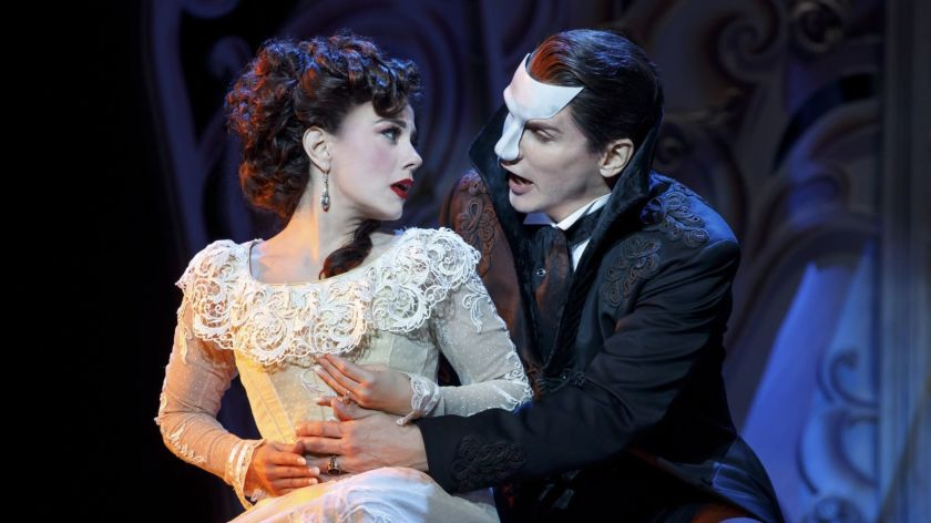 Love Never Dies – The Phantom's not very successful little brother