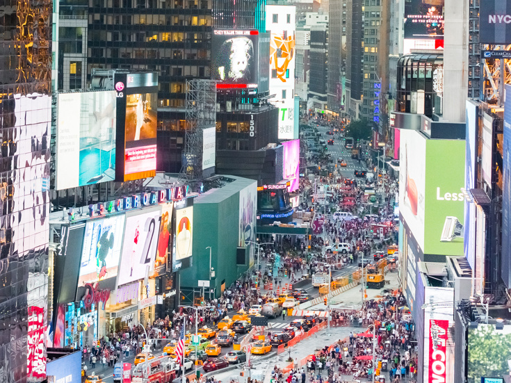 Broadway is the biggest musical theater stage in the world!