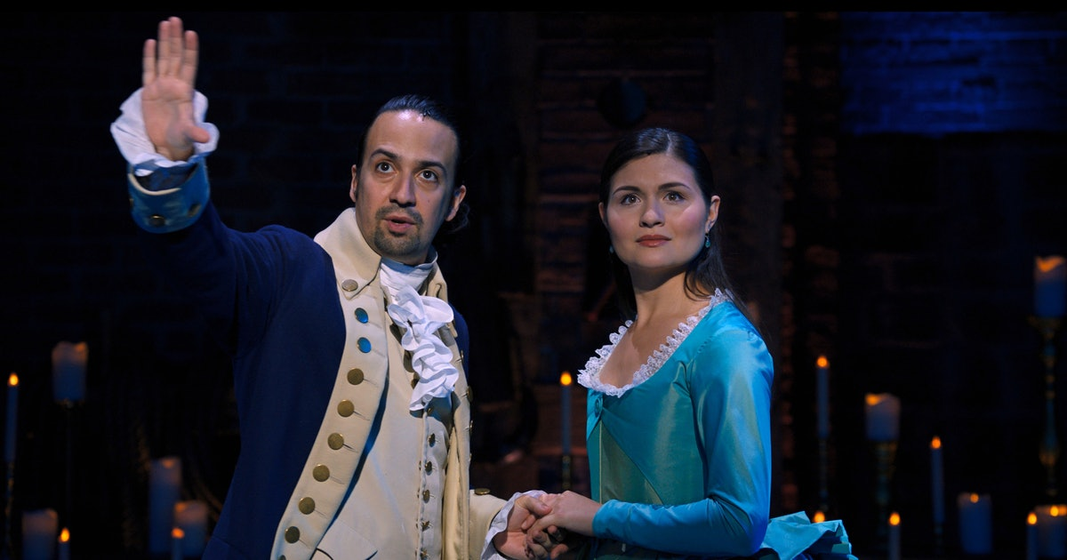Broadway Shows That You Can See From Home, Part 1