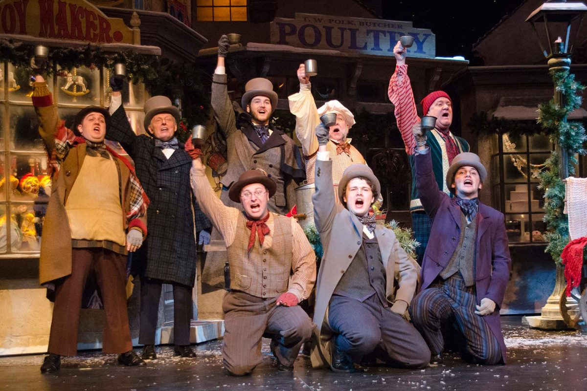 Broadway on Stream: Best Christmas Shows to Watch Online