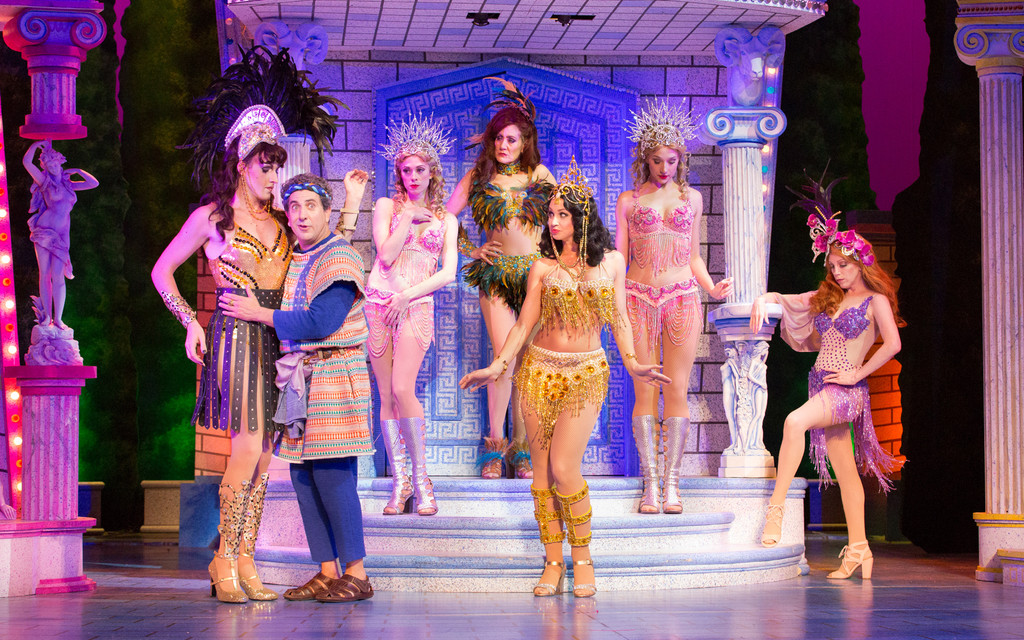 Funniest Shows on Broadway